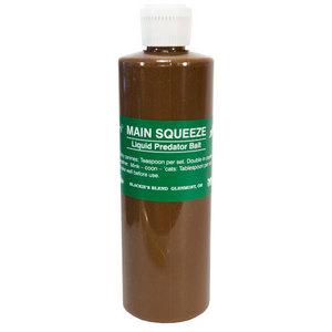 Blackie's Blend Main Squeeze Liquid Predator Bait BBMSLPB16